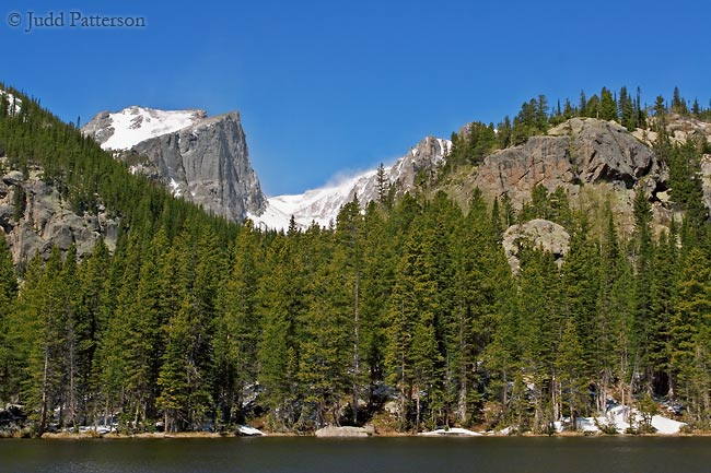 Nymph Lake, Rocky Mountain National Park, Colorado, United States