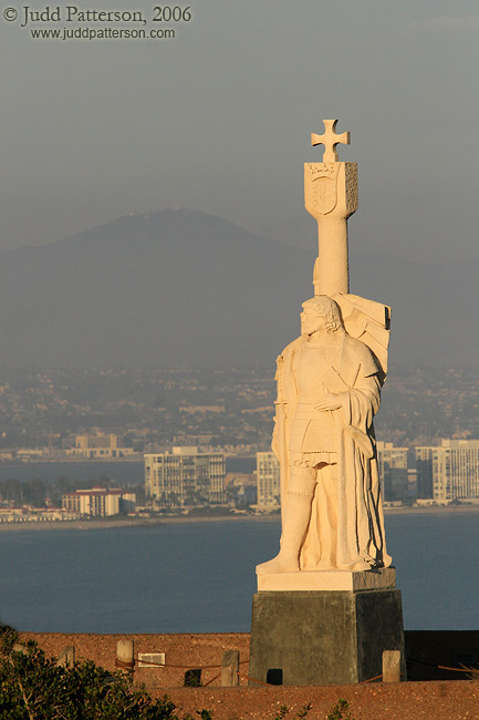Watching Over San Diego, Cabrillo National Monument, San Diego, California, United States