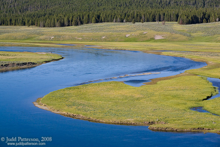 Hayden Valley, Yellowstone National Park, Wyoming, United States