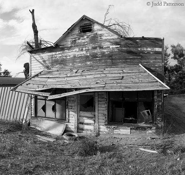 Slipping into Disrepair, Colorado, United States