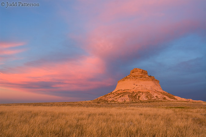 Pawnee Sunset, Pawnee National Grassland, Colorado, United States