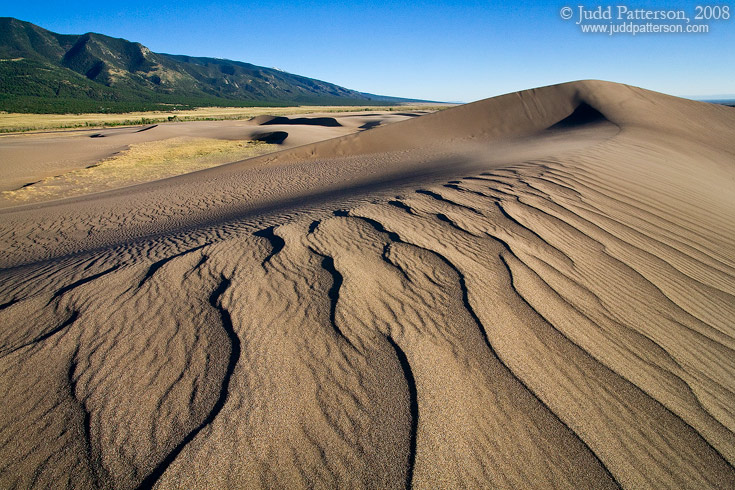 Sand Dunes, Great Sand Dunes National Park, Colorado, United States