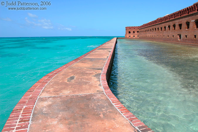 Around the Fort, Dry Tortugas National Park, Florida, United States
